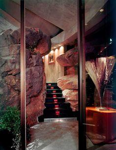 80s Interior Design, Mid-century Interior, Interior Architecture, 1980s Interior, Bauhaus, Aesthetic Rooms, Art Deco, Architect House, Mid Century House