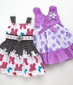 Little Girls Dresses.