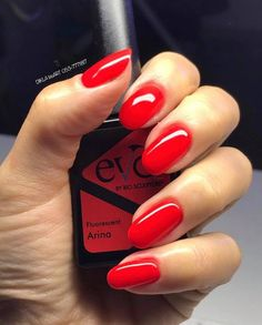 this is how it is done!   #biosculpture #evo #arina #red #nails #nailswag #nailstagram #nailsdid #nailsofinstagram #nailsdone #nails2inspire #nailsoftheday #nailsart