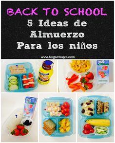 5 Ideas para el almuerzo de los niños #shop #collectivebias #FoodMadeSimple #backtoschool