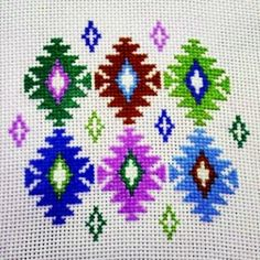 Hi there Tuesday . Hi there Tuesday . Cross Stitch Borders, Modern Cross Stitch Patterns, Cross Stitch Designs, Cross Stitching, Cross Stitch Embroidery, Swedish Embroidery, Simple Embroidery, Hand Embroidery Designs, Embroidery Patterns