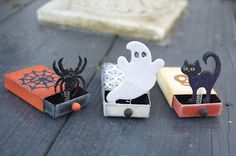 The First Halloween Craft of 2012 | matsutake