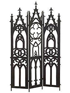 Haus, Einfach, Gotisches Schlafzimmer Dekoration, Grufti Deko, Shabby Chic  Schlafzimmer, Mittelalterliche Schlafzimmer, Metall Paravent, Gothic Metal,  ...