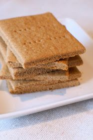 Sarah Bakes Gluten Free Treats: gluten free graham crackers