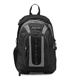 JanSport Unisex Coho BackpacksBlackRegular ** You can get additional details at the image link.