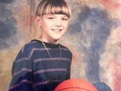 Chandler Parsons was a stylish bowl-cut kid | theScore.com