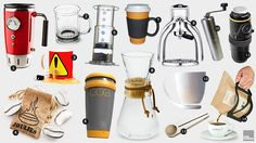 Goods: Gear for Coffee Fiends | Cool Material