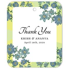 The Wonderland favor tag is the perfect favor label or gift tag for wedding favors and engagement gifts. Design of a bright background with flowers. Wedding Gift Tags, Diy Wedding, Wedding Favors, Thank You Tags, Thank You Gifts, Bright Background, Wedding Stickers, Engagement Gifts, Spring Wedding