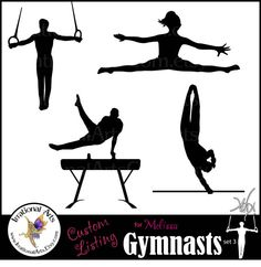 Custom Listing for Melissa for Gymnasts by IrrationalArts on Etsy, $15.00