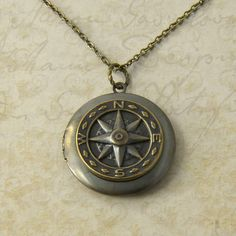 Awesome compass locket !!!