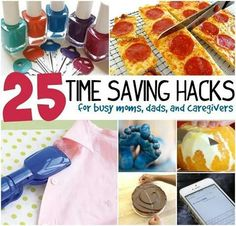 Time Saving Hacks