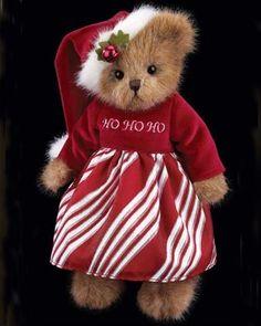 bearington missy claus bear