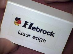 Optimale nulvoeg én beste waarden qua vocht- & warmteweerstand op Hebrock Airtronic kantenlijmer enkel met Döllken Fusion edge PP-kanten. Company Logo, Logos, Logo, A Logo