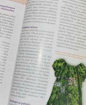 9 kuukautta 08/2013 Kuvassa Kongaroon mekko