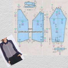Super Sewing Tops For Women Diy Costura 30 Ideas Sewing Hacks, Sewing Tutorials, Sewing Projects, Sewing Tips, Sewing Patterns Free, Clothing Patterns, Sewing Blouses, Sewing To Sell, Japanese Sewing