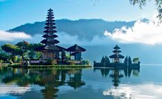 Bali. (From: 40 Islands You'd Love To Be Stranded On)