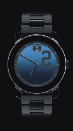 movado watch men s swiss verto stainless steel and black pvd if you are interested in movado digital bold dual time multi function brown silicone watch then check this feature article for the said watch