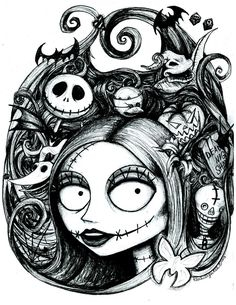 Sally's Nightmare by Kyowell on deviantART