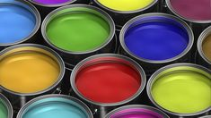 Small Changes to Make You Love Your Home Again : The Savvy Source for Parents Interior Paint, Interior Decorating, Interior Design, Tinta Latex, Colors And Emotions, Home Again, Love Your Home, Paint Cans, Paint Buckets