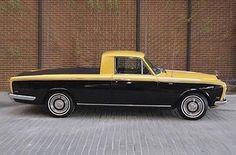 Rolls-Royce Silver Shadow Pick Up by Roadmaster2, via Flickr