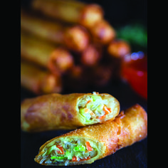 Crispy Spring Rolls 2019 Crispy fried spring rolls stuffed with bean threads cabbage carrots and celery. An easy freezer-friendly spring roll recipe everyone will love! The post Crispy Spring Rolls 2019 appeared first on Rolls Diy. Tasty Videos, Food Videos, Cooking Videos, Vegetarian Recipes, Cooking Recipes, Healthy Recipes, Vegetarian Egg Rolls, Vegetarian Spring Rolls, Vegetarian Protein