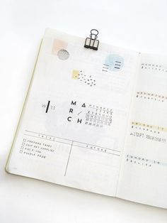 10 Bullet Journal Layouts You Can't Resist Bullet Journal How To Start A, Bullet Journal Inspo, Bullet Journal Spread, Bullet Journal Ideas Pages, Bullet Journal Layout, My Journal, Bullet Journals, Weekly Log, Doodle Pages