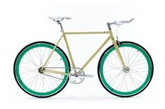 State Bicycle Fixed Gear Bike, 49cm, Bel Aire