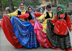Gilaki people in traditional clothes. The Gilani people or Gilaks are an Iranian people native to the northern Iranian province of Gilan.