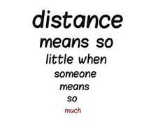 distance, quot