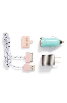 Ban.do 'Power Trip' iPhone Charging Kit | Nordstrom