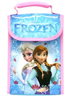Disney Frozen Elsa and Anna Insulated Lunch Bag