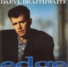 DARYL BRAITHWAITE Edge LP 2017  #852Entertainment #OneAsiaAllEntertainment