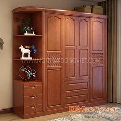 Wall Wardrobe Design, Wardrobe Wall, Wardrobe Interior Design, Wardrobe Door Designs, Bedroom Closet Design, Bedroom Furniture Design, Closet Designs, Wooden Closet, Wooden Wardrobe