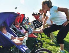 How Busy Moms can Fit in Exercise
