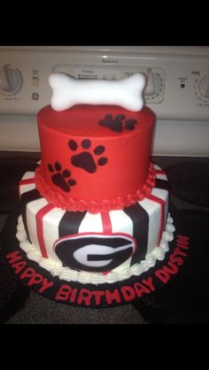 georgia bulldog cupcakes 144 best everything georgia bulldog images on pinterest in 7471