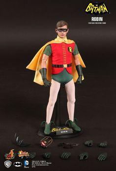 Hot Toys : Batman (1966) - Robin 1/6th scale Collectible Figure