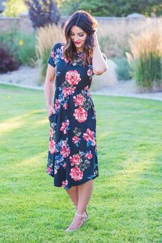 Jacquelyn Rose Dress