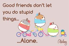 Molang Quote