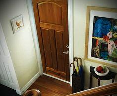 Lemieux Entrance Door