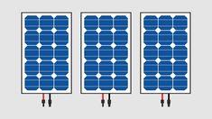 Campervan Solar Power 2 Solar Panel Installation, Solar Panels, Van Conversion Project, 100 Watt Solar Panel, Electronics Mini Projects, Solar Inverter, Solar Water Heater, Solar Power System, Campervan