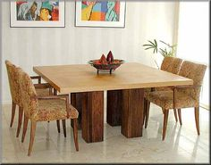 Auspicious shapes for tables   Fengshui Course