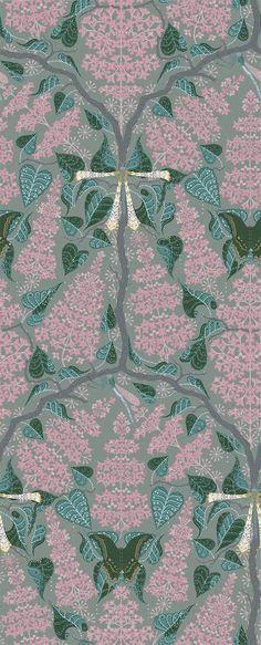 Wallpaper Lilac
