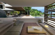 Modern #Home #Design | Kloof 352 | Cape Town, South Africa | SAOTA