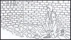 12 Best Joseph in Jail images   Sunday school, Sunday school crafts ...