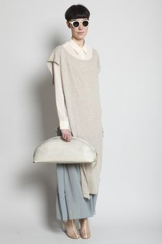 ::y top, acne blouse, no. 6 skirt