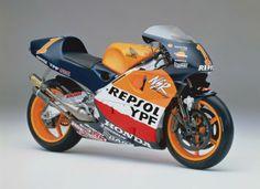 1999 Honda NSR500 for Mick Doohan: