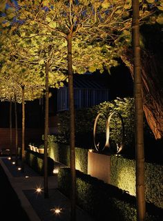 20 landscape lighting design ideas pool dinner indigenous landscape lighting effects up lighting luciano giubbilei addison road aloadofball Image collections