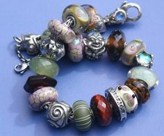 A great bracelet from one of our collectors on... http://trollbeadsgalleryforum.ning.com/