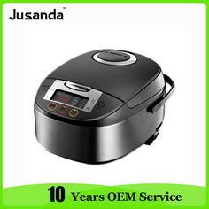 Model Number:MB-FS5017 product name:rice  cooker; Feature : Easy-to-read LED Digital; Touch button on the panel; T2.0mm inner pot with non-stick coating. Multi-function cooking by menu settings; 24hours preset timer. Automatic keep warm function; Removeable large steam vent. Voltage/Power: a)220V/50Hz/600W b)220V/50Hz/760W c)220V/50Hz/760W Capacity:5.0L Certifications:CCC/CB/SNI/GS Product Size(mm): 329*252*229/353*275*237/353*275*267 N.W/G.W(kg):  a)3.4/4.0 b)3.9/4.5 c)4.2/4.9