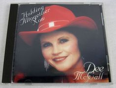 Dee McCall 1993 Holding Altogether Now Promo Sampler CD Country Music Acetate NM #1990sCountryChristmas